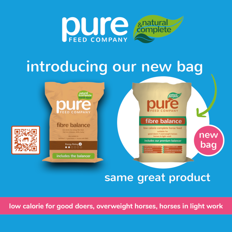 Reducing Pure Feed's carbon hoofprint, one bag at a time